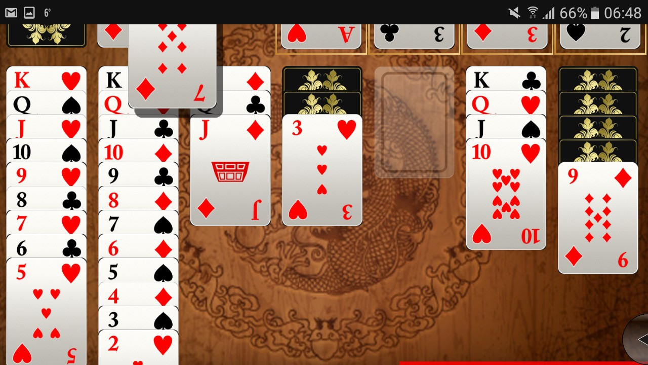 Ultimate Klondike Solitaire Card Deck