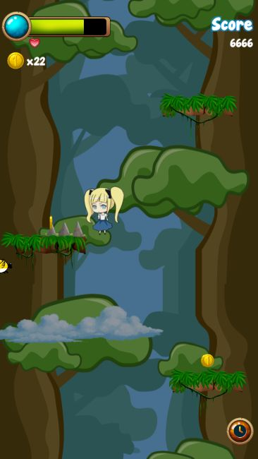 Alice Fall Screenshot