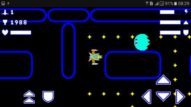 Borbudo Pacman