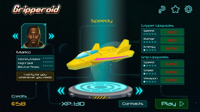 Gripperoid Screenshot