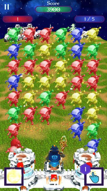 Spell Swarm Gameplay