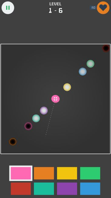 Strange Particle Screenshot