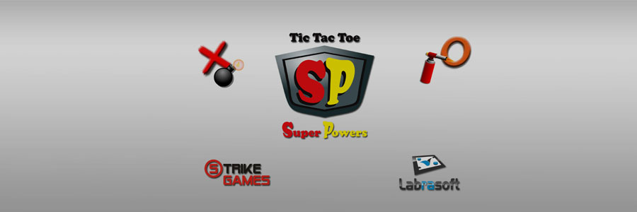Tic Tac Toe Superpowers