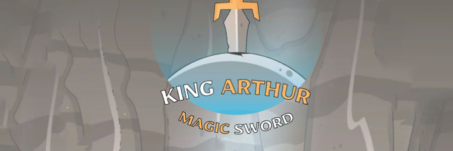 King Arthur Magic Sword