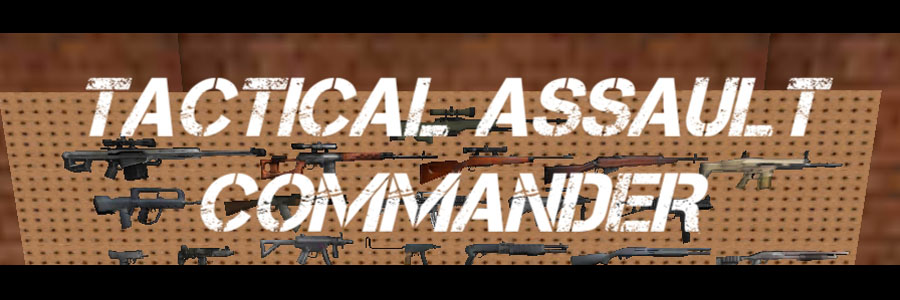 Tactical Assault Commander Logo