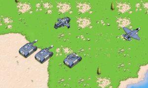 Retro Commander Screenshot