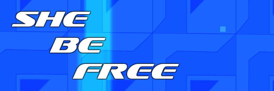 SheBeFree_Titelscreen