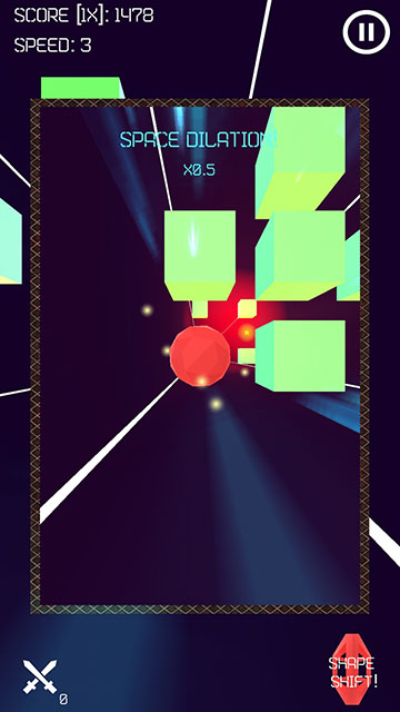 Falling Up Screenshot