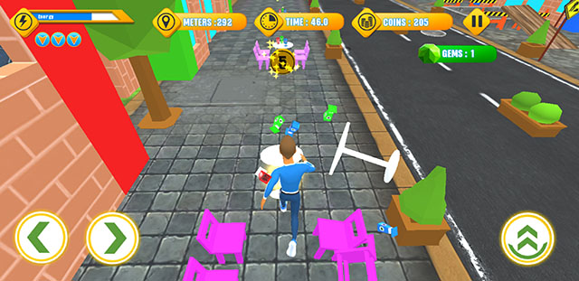 Run4it Screenshot