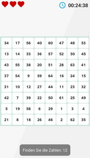 Quick Brain Mathematics Gameplay