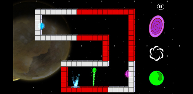 Subspace Shortcuts Gameplay