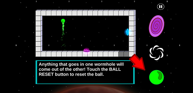 Subspace Shortcuts Screenshot