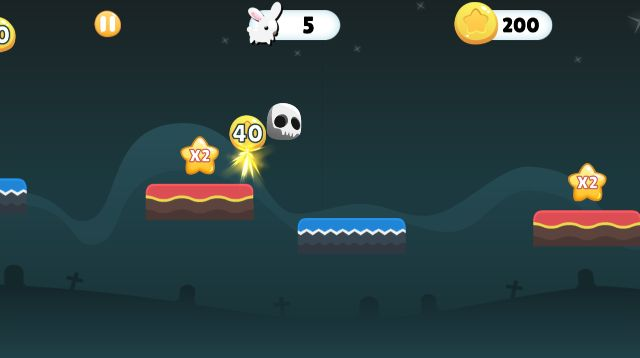 Flappy Skulls Gameplay