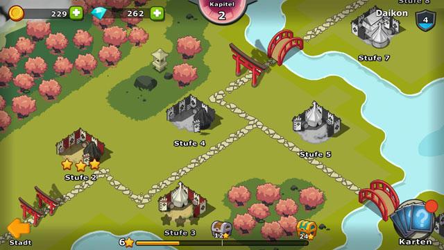 Knights and Glory Screenshot