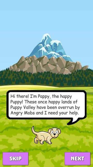 Puppy in Peril Screenshot