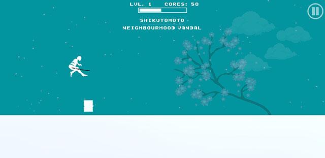 Beat Sprinter Screenshot