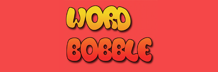 Word Bobble