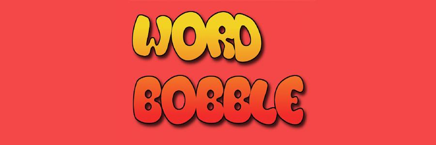 Word Bobble