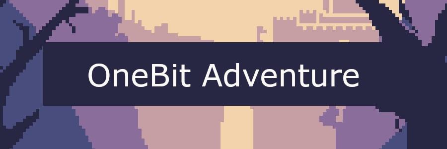 OneBit_Adventure_Titelbild